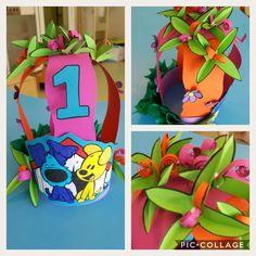 Woezel en pip kroon Birthday Crowns, Vader, Planter Pots, Kids, Crowns, Children, Birthday Wreaths, Boys, Babies