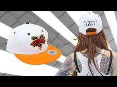 OFFICIAL Street Fighter V Emblem Snapback CAP - ***FREE DELIVERY*** | Hats | Yellow Bulldog