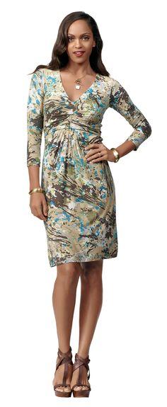 CAbi Gallery Dress