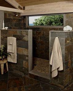Bathroom showers without doors walk in shower without door medium size of walk shower walk in . bathroom showers without doors Rustic Bathroom Designs, Rustic Bathrooms, Modern Bathroom, Bathroom Ideas, Shower Ideas, Bathroom Showers, Bathroom Vanities, Shower Designs, Master Bathroom