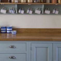 Tampo de madeira que tal? #organizesemfrescuras #decoração #decor #kitchen #cozinha