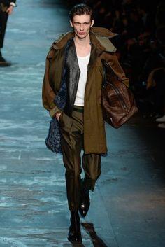 Berluti Autumn/Winter 2017 Menswear Collection | British Vogue