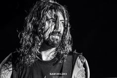 Dave Grohl, it's all about the hair.
