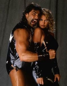 Marc Mero And Sable