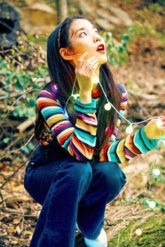 Image about kpop in IU by Eugénie 으게니 on We Heart It Iu Chat Shire, My Girl, Cool Girl, Iu Hair, Fashion Quotes, Powerful Women, Girl Photography, Korean Singer, Alter