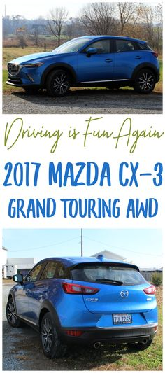 This mom gives her real-life thoughts on the 2017 Mazda CX-3 Grand Touring AWD. (ad) #DriveMazda