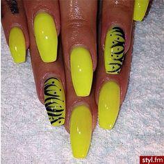 Summer Nail Art Trends 2014 | 15 Pretty Cool Summer Nail Art Designs Ideas Trends Stickers 2014 2 15 ...