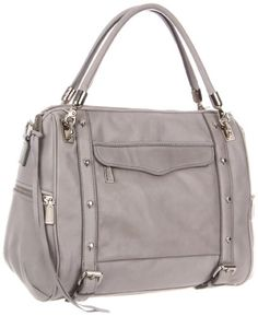 Amazon.com: Rebecca Minkoff Cupid Shoulder Bag,Almond,One Size: Clothing