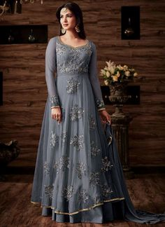 ✓ Buy the latest designer Anarkali suits at Lashkaraa, with a variety of long Anarkali suits, party wear & Anarkali dresses! Long Anarkali, Anarkali Gown, Anarkali Suits, Lehenga, Designer Anarkali Dresses, Pakistani Dresses, Designer Dresses, Eid Dresses, Indian Gowns