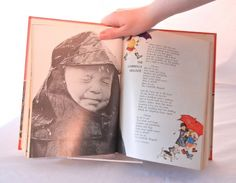 Color Illustrated Poems and Rhymes Book for Children, Childcraft  | CandyAppleCrafts - Books on ArtFire