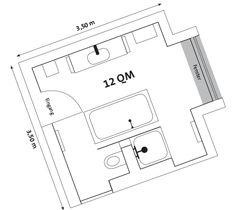 Diana-bad 12qm-planung | Badezimmer Planung | Pinterest | Inspiration Grundriss Badezimmer 12qm