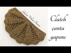 How To Crochet A Pretty Clutch Bag - Crochetopedia Purse Patterns, Crochet Patterns, Thigh Tattoo Quotes, Louis Vuitton, Portfolio, Crochet Bags, Bag Making, Diy Bags, Hand Sewing
