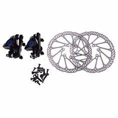 HYGIA Mechanical Bicycle Disc Brake Set