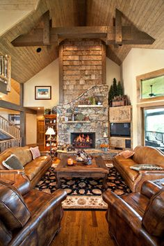 1000 Images About Mountain Lodge Style Decorating On