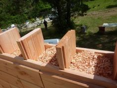 Brikawood, pour une maison en bois que le loup ne soufflera pas ...
