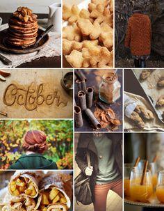 Mood Board Monday: Cinnamon (http://blog.hgtv.com/design/2013/10/14/mood-board-monday-cinnamon/?soc=pinterest)