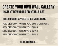 Gallery Wall Art Set of 5 Prints Set of 4 Prints Set of 3 image 0 Wall Decor Crafts, Face Lines, Words Of Hope, Wall Art Sets, Wall Art Designs, Modern Wall Art, As You Like, Printable Wall Art, Wall Prints
