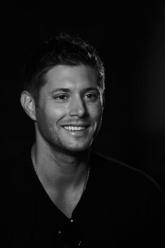 Jensen Ackles - beautiful all around.