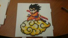 Goku y su nube magica
