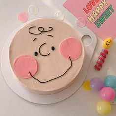 Pretty Birthday Cakes, Pretty Cakes, Beautiful Cakes, Birthday Cakes For Kids, Cake Birthday, Amazing Cakes, Mini Cakes, Cupcake Cakes, Frog Cakes