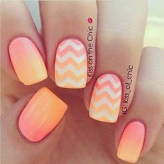 awesome Tendance Vernis : Inspirations nail arts géométriques