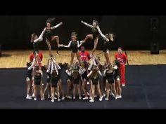 ▶ River Bluff High School Varsity Cheerleading Squad - 2014-2015 SCHSL runner-up - YouTube