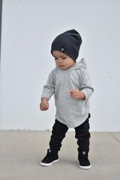 Charcoal Fleece Rib Charcoal Fleece Rib Beanie Charcoal Fleece Rib Beanie - - Baby Boy Shoes - Ideas of Baby Boy Shoes Baby Boy Clothes Hipster, Baby Boy Swag, Newborn Boy Clothes, Hipster Babies, Newborn Outfits, Stylish Baby Boy Clothes, Newborn Clothing, Hipster Girls, Camo Baby