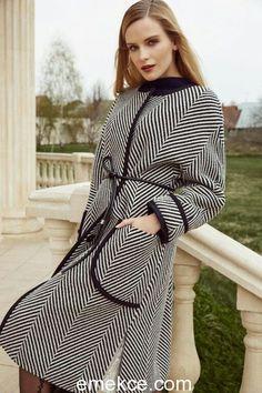 Caterina Leman, Ready-To-Wear, НЕДЕЛЯ МОДЫ: Москва Hijab Fashion, Fashion Dresses, Mode Mantel, Winter Stil, Winter Coat, Mode Hijab, Coats For Women, Blazers, Ready To Wear