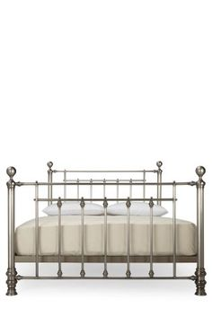Next Leamington Nickel Bedstead