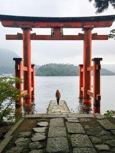 Hakone Day Trip Itinerary