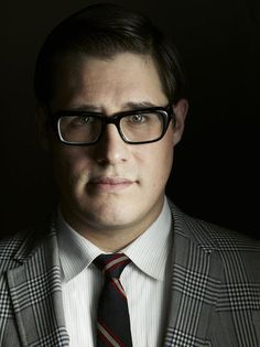 Rich Sommer as Harry Crane on Mad Men.