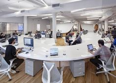 5 ways startups have revolutionized office design