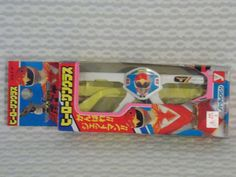 Power Rangers Jetman Hero Glasses YUTAKA 1991 Cosplay