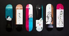 @chocolateskateboards Pagliacci series now available @8five2shop www.8five2.com retail price at HKD600 including griptape #852 #8five2 #hkskateshop #chocolateskateboards