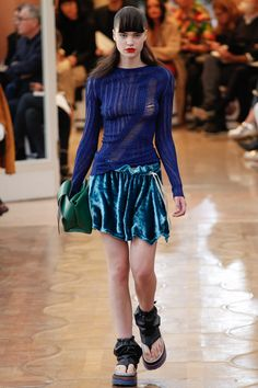 Acne Studios Spring 2016 Ready-to-Wear Collection Photos - Vogue