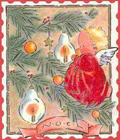 Christmas Angel by contrarymary, via Flickr