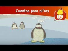 Cuentos para niños - Los esquimales, Luli TV - YouTube