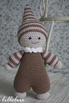 Cuddly-Baby (Nederlands) - Happy Stitches