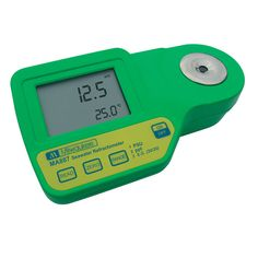 Milwaukee Instruments Sea Water Digital Refractometer Water Tester MA887
