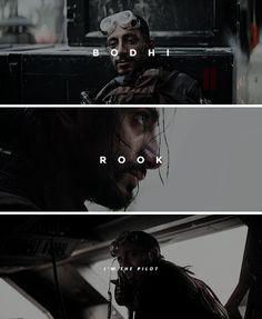 Rogue… Rogue One.   #starwars