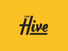 Steve Wolf Designs partnered with Mara Truskoloski who owns a local holistic fitness gym in Austin, TX called The Hive to create a visual identity system that spanned everything from identity and illustration to custom patterns and icons. Logo Design Inspiration, Icon Design, Logo Branding, Branding Design, Typo Design, Graphic Design, Corporate Branding, Brand Identity, Hive Logo