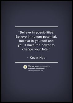 Believe in possibilities. #ivf #infertility #pregnancy #iui #cryopreservaion #fertility Infertility Quotes, Believe In You, You Changed, Victorious, Words, Baby, Movie Posters, Film Poster, Baby Humor