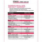 The summer strip down will be here before you know it. It's time to turn up the heat on your training! Our Shape and Burn Workout is a fat-burning, plyometric, lower body blast that will help tighten and shape your legs and butt. This fast-paced workout...