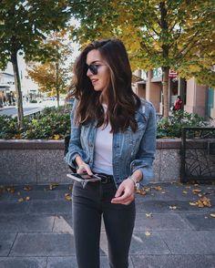 ad13a538e54cd5 happily // ✧ Mode Für Frauen, Jacken, Sommer, Bekleidung, Herbst 2018