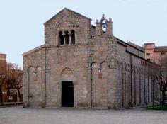San Simplicio, Olbia, Sardinia, late 11th c.