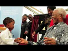 ▶ Nelson Mandela Tribute Song: Beautiful Life - YouTube