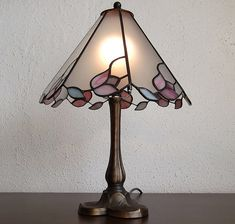 Day 41 tiffany lamp stained glass lamp shades stained glass marianne stained glass lampsstained aloadofball Image collections