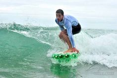 Surfando na Onda da #Sustentabilidade -Reutilizando garrafa pet para fazer uma prancha de surf