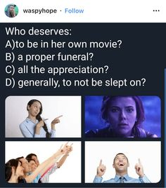 She did get a funeral, just not a big one. It was just the original Avengers because they are the people who she knew best Avengers Memes, Marvel Memes, Marvel Dc Comics, Marvel Avengers, Fandoms, Univers Marvel, Scarlett Johansson, Diabolik Lovers, Black Widow Natasha