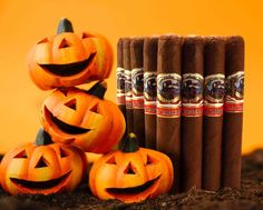 Named after a lost Spanish galleon full of treasures, the dark chocolate and dusty coconut flavors of La Capitana are waiting for you to discover them. Whether you are playing tricks or giving treats, this cigar is a great choice for tonight! Happy Halloween from Gotham cigars 🎃 #halloween #happyhalloween #trickortreat #cigars #lacapitana #villiger #BOTL #SOTL #lit #turnuptuesday #chocolate #pumpkin #cigaraficionado #lifestyle